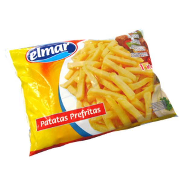 Oferta de Patatas prefritas bol. 1kg por 1,39€