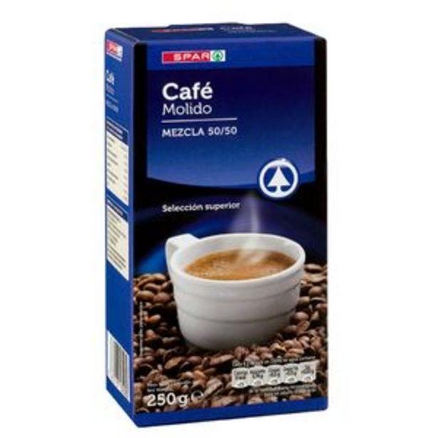 Oferta de Café molido mezcla pte. 250g por 1,45€