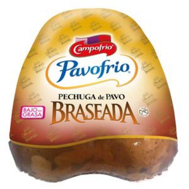 Oferta de Pechuga de pavo Pavofrío braseada por 10,46€