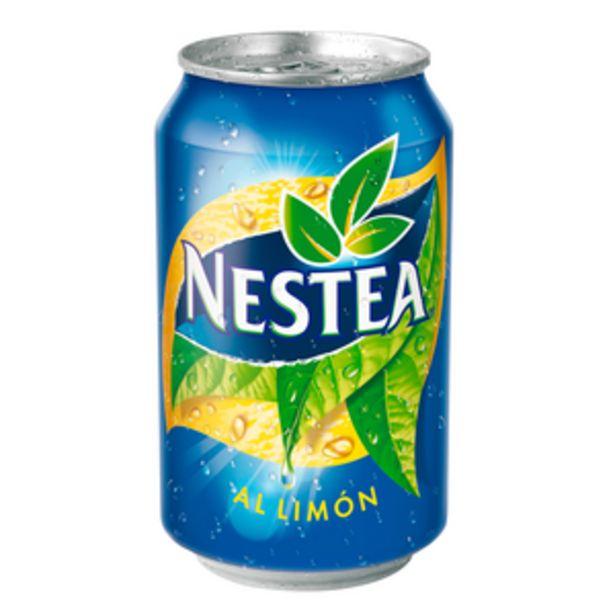 Oferta de Refresco de té con limon lata 33cl por 0,73€
