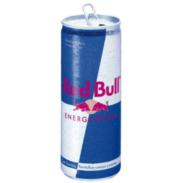 Oferta de Bebida energética lata 25cl por 1,15€