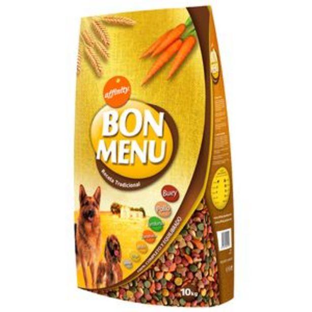 Oferta de Comida para perros Bon Menu tradicional bol. 10kg por 13,99€