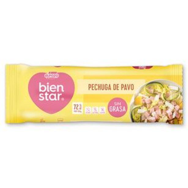 Oferta de Pechuga de pavo sin grasa reducido en sal mini pza por 3,09€