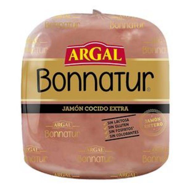 Oferta de Jamón cocido Bonnatur mediano por 8,95€
