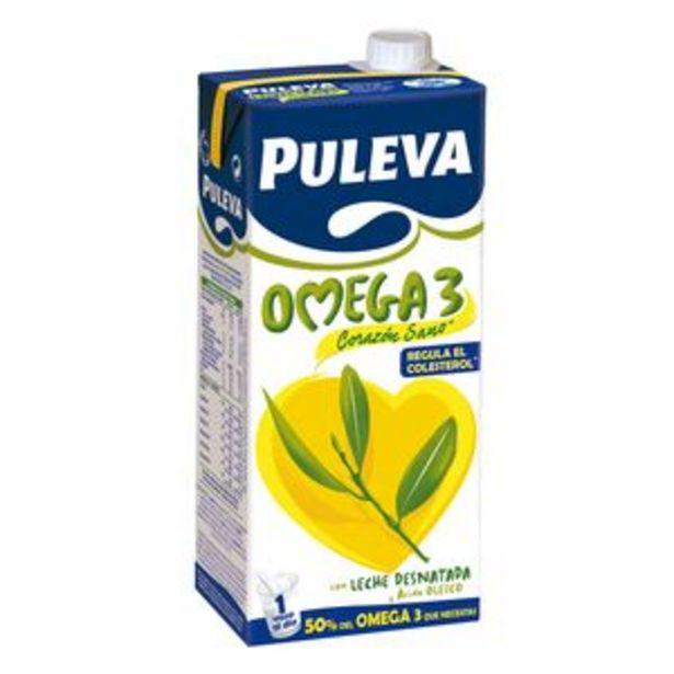 Oferta de Preparado lácteo omega3 brik 1l por 1,19€