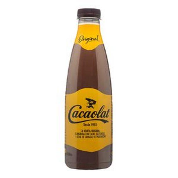 Oferta de Batido de cacao bot. 1l por 1,78€