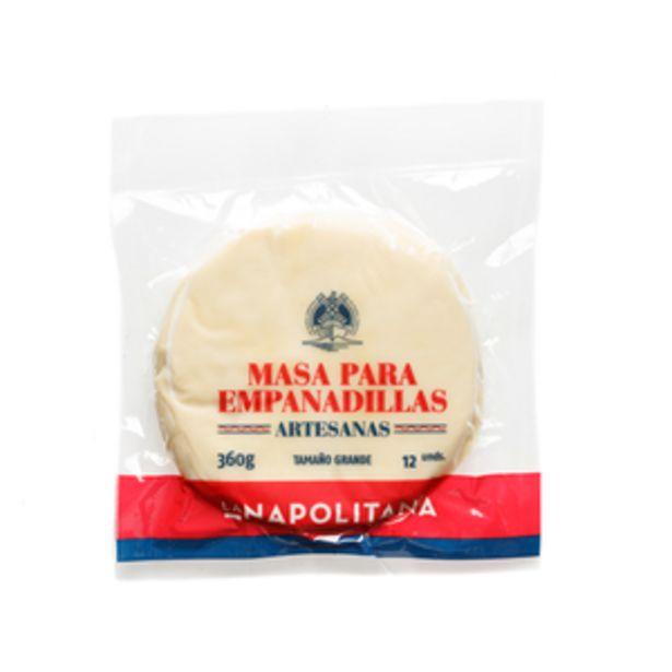 Oferta de Bases para empanadillas grandes pte. 360g por 1,89€