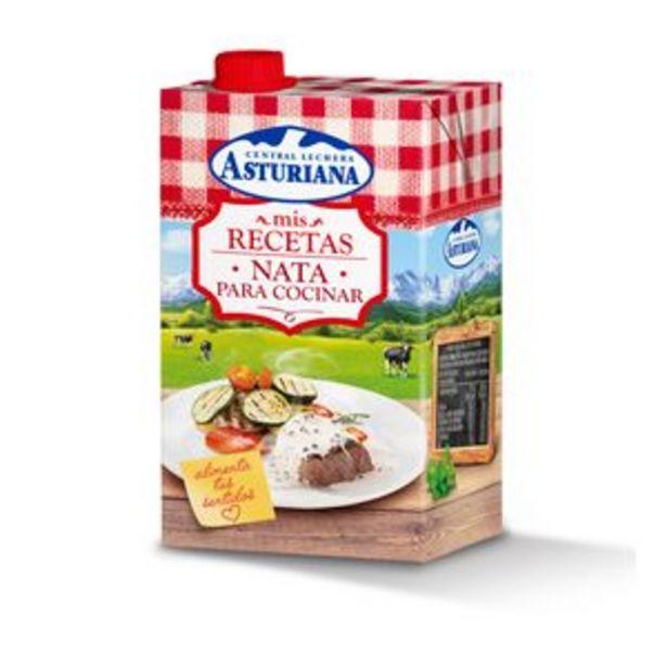 Oferta de Nata para cocinar brik 500ml por 2,19€