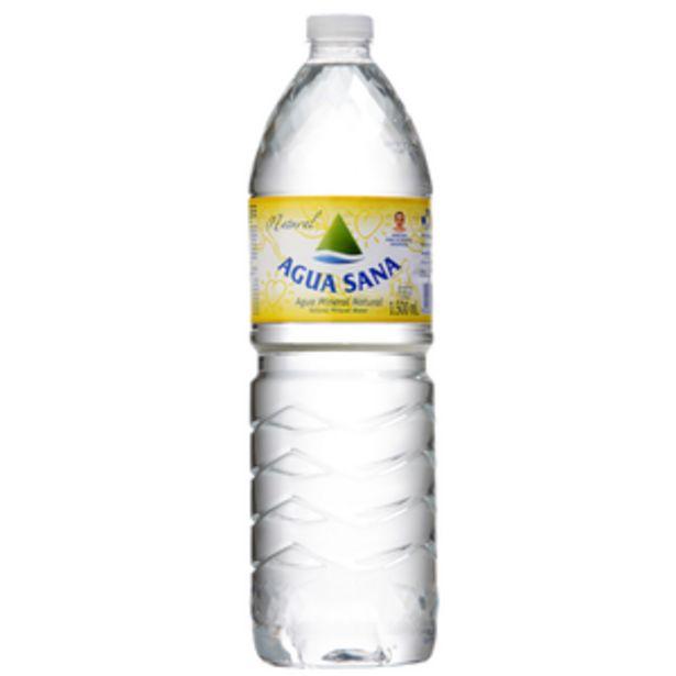 Oferta de Agua mineral sin gas bot. 1,5l por 0,37€