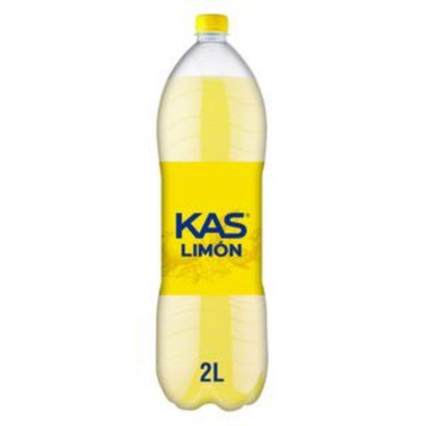 Oferta de Refresco de limón bot. 2l por 1,55€