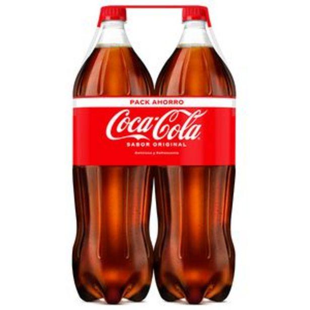 Oferta de Refresco de cola bot. 2l bipack por 3,16€