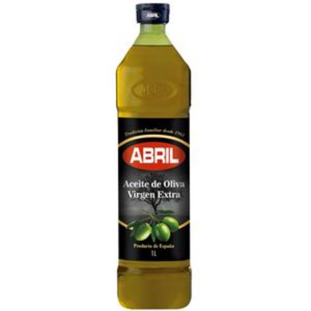 Oferta de Aceite de oliva virgen extra bot. 1l por 4,19€