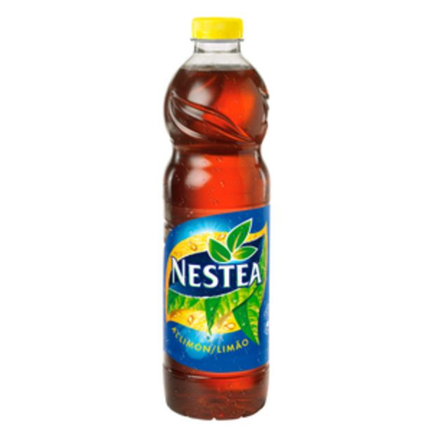 Oferta de Refresco de té con limon bot 1,5l por 1,67€