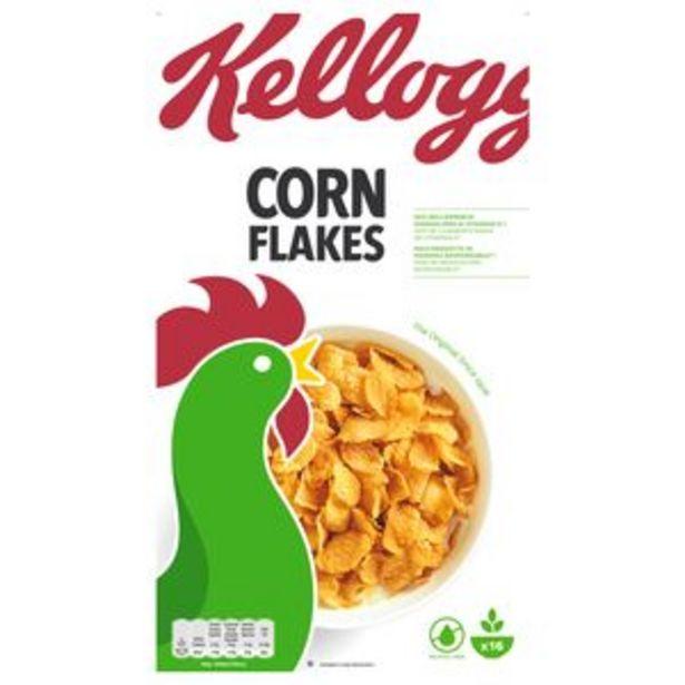 Oferta de Cereales Corn Flakes pte. 500g por 2,49€
