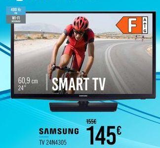 Oferta de SAMSUNG TV 24N4305 por 145€