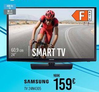 Oferta de SAMSUNG TV 24N4305 por 159€