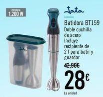 Oferta de Jata Batidora BT159 por 28€