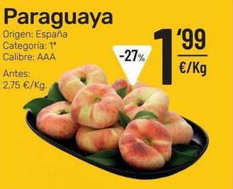 Oferta de Paraguayos por 1,99€
