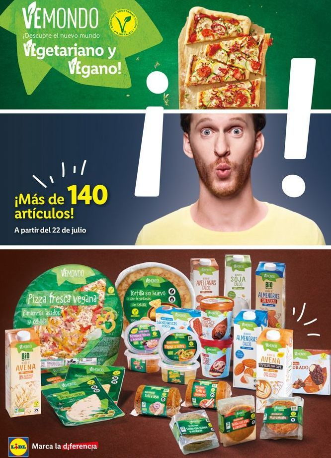 Oferta de Supermercados por
