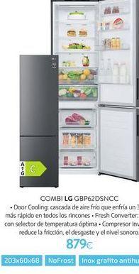 Oferta de Combi LG por 879€
