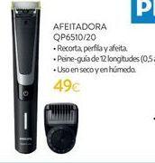 Oferta de Afeitadora Philips por 49€