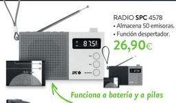 Oferta de Radio SPC por 26,9€