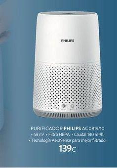 Oferta de Purificador Philips por 139€