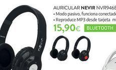 Oferta de Auriculares Nevir por 15,9€