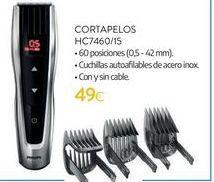Oferta de Cortapelos Philips por 49€