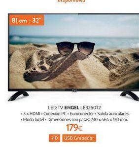 Oferta de Led TV ENGEL  por 179€
