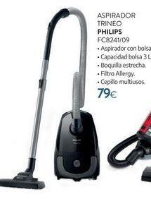 Oferta de Aspirador trineo Philips por 79€