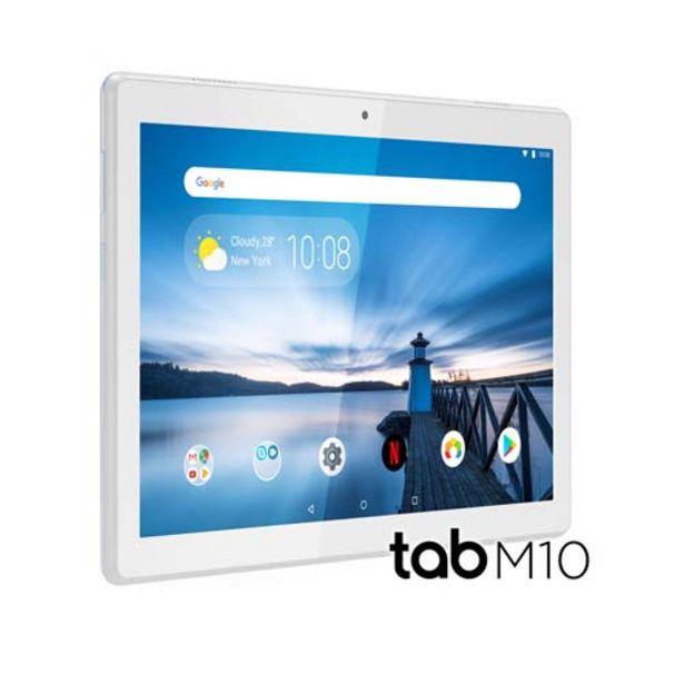 """Oferta de TABLET LENOVO  TB-X505F 10.1"""" M10 2GBB/32GB por 117€"""