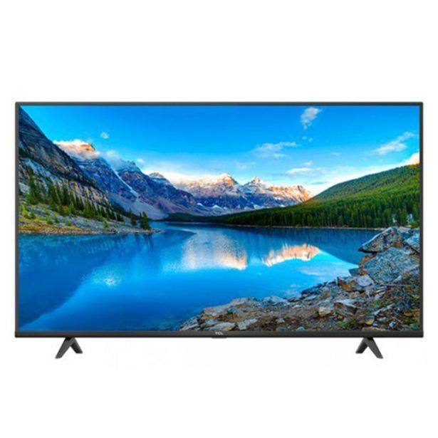 """Oferta de TV LED 43"""" 4K TCL 43P615 ANDROID TV por 337€"""