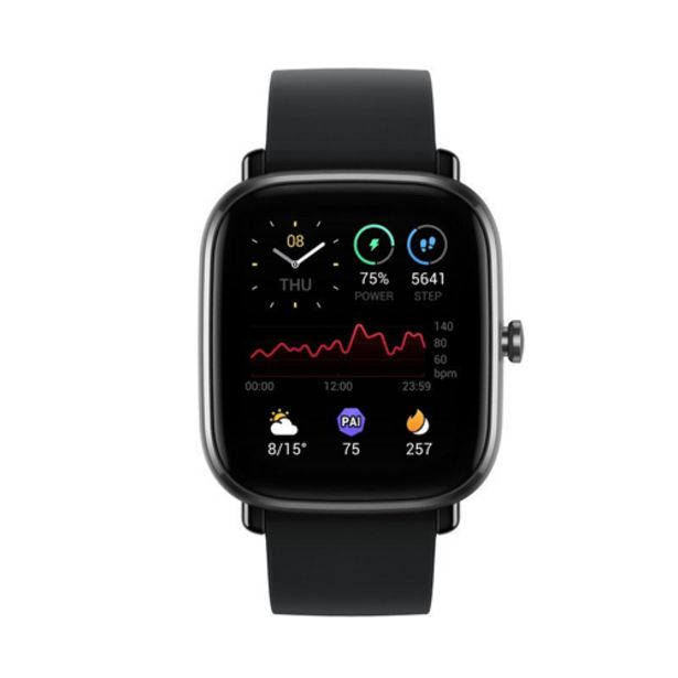 Oferta de SMARTWATCH AMAZFIT GTS 2 MINI MIDNIGHT BLACK por 84€