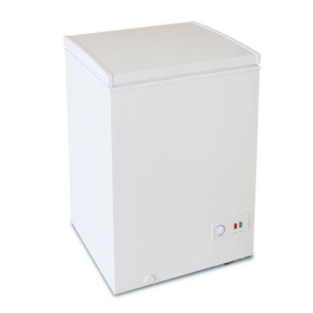 Oferta de CONG ARCON 85X55X56 100L INFINITON CH102DC A+ por 156,5€