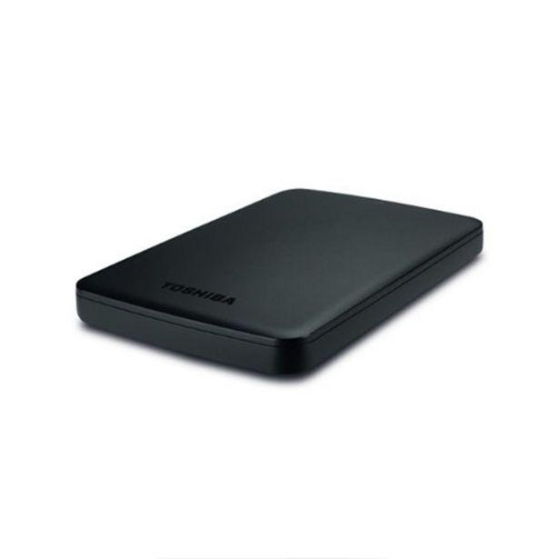 "Oferta de HDD 2.5"" TOSHIBA 2TB USB 3.0 NEGRO por 96,5€"