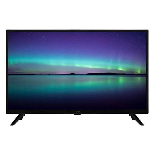 """Oferta de TV LED HITACHI 32"""" 32HAE2250 ANDROIDTV HD WIFI BT por 219,9€"""