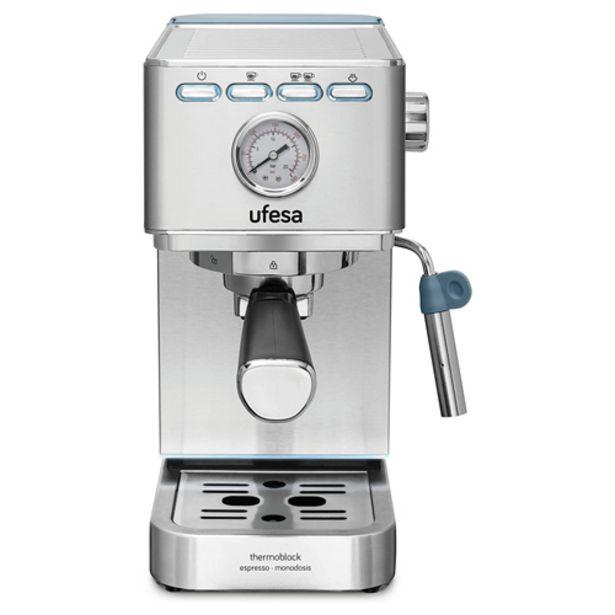 Oferta de CAFETERA UFESA EXPRESS CE8030 por 127€