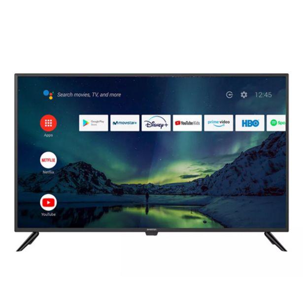 "Oferta de TV LED 32"" HD INFINITON 32AF430  400HZ ANDROID TV por 209,9€"