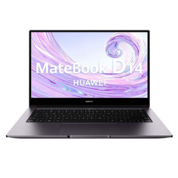 Oferta de PORTATIL HUAWEI MATEBOOK 53011TCB I5 10210U 8/512S por 790€