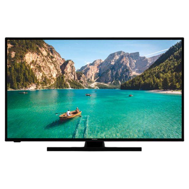 "Oferta de TV LED HITACHI 32"" 32HE2200 HD SMART WIFI NEGRO por 199,9€"