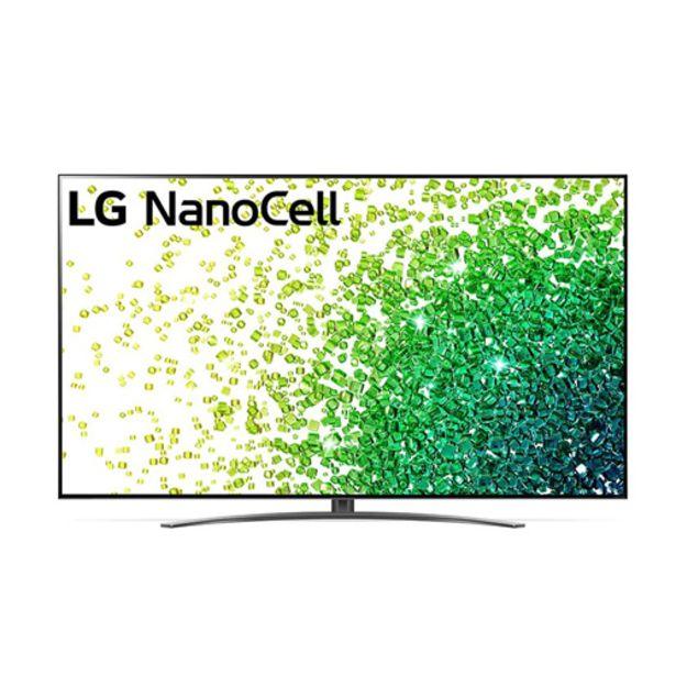 "Oferta de TV NANOCELL 75"" 4K LG 75NANO866PA SMARTV por 1678€"