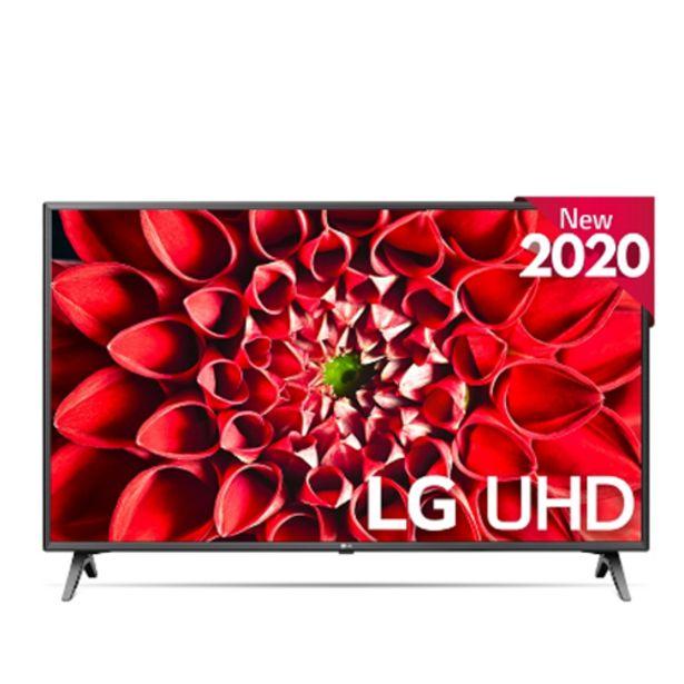 "Oferta de TV LED 43"" 4K LG 43UN80006LC SMARTV por 399€"