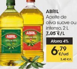 Oferta de Aceite de oliva suave o intenso, 2 l Abril por 7,05€