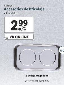 Oferta de Accesorios de bricolage Parkside por 2,99€