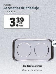 Oferta de Accesorios de bricolage Parkside por 3,39€