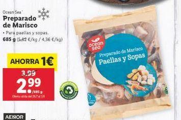 Oferta de Preparado de marisco ocean sea por 2,99€