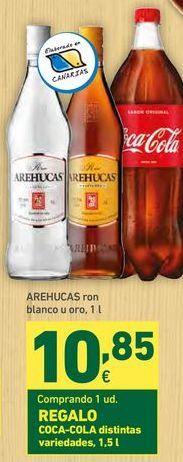 Oferta de Bebidas Arehucas por 10,85€