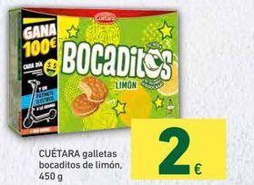 Oferta de Galletas Cuétara por 2€