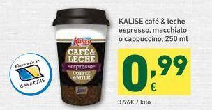 Oferta de Café Kalise por 0,99€
